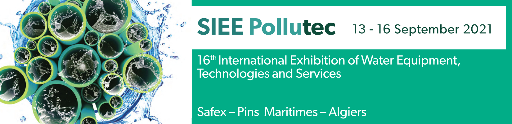 WEHRLE at Pollutec exhibition in Algeria