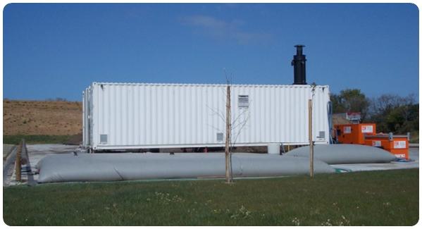 WEHRLE Serviceleistungen / Mietanlagen und Mietkomponenten zur Abwasserbehandlung/Abwasseraufbereitung