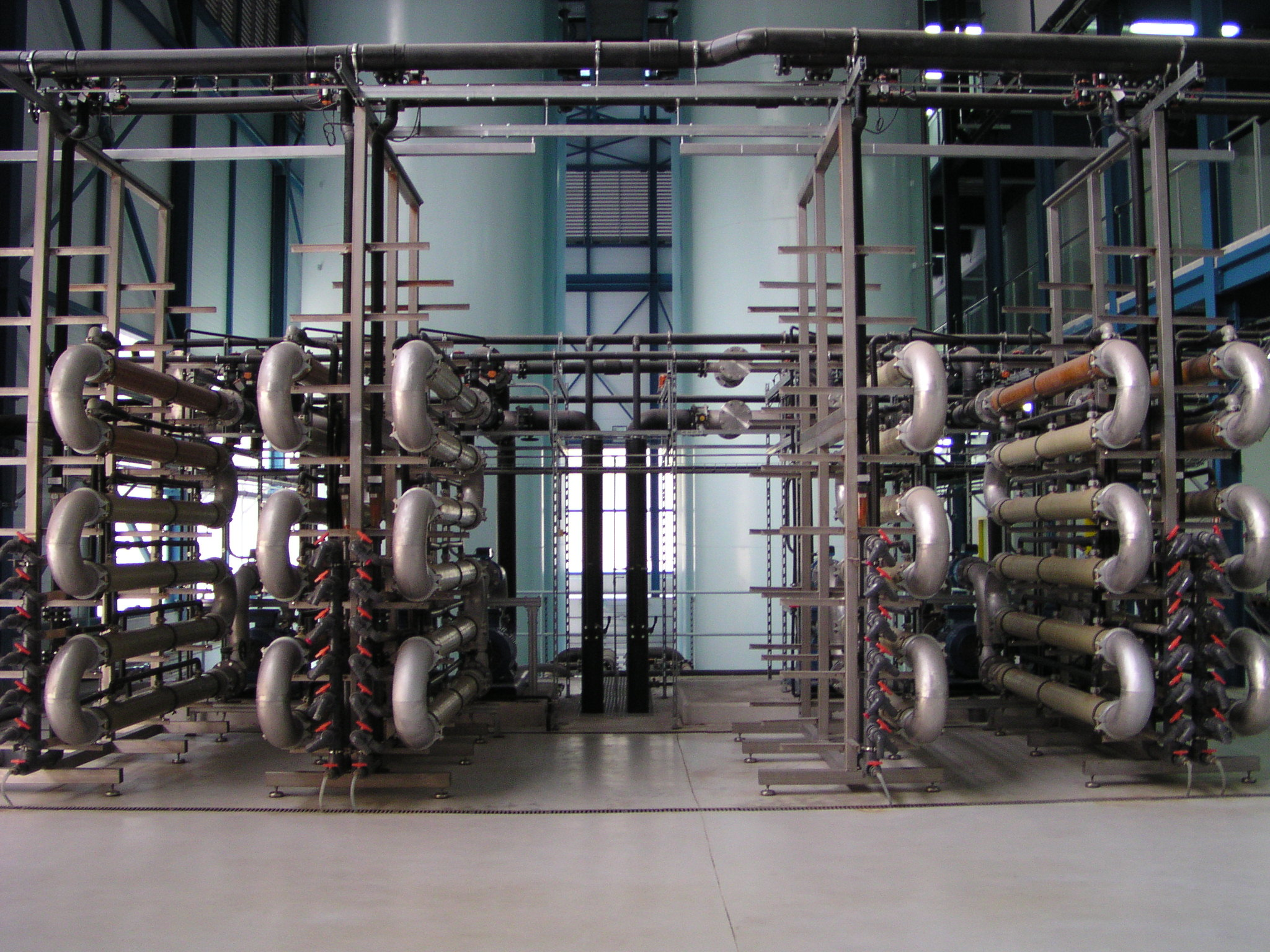 Cross-Flow Ultrafiltration (BIOMEMBRAT<sup>®</sup>) - Technologie von WEHRLE
