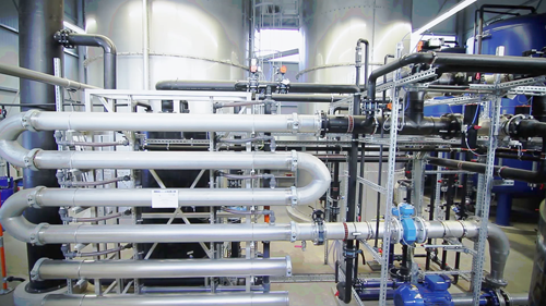 MBR bioreactor de membranas para tratamiento de lixiviados   MBR BIOMEMBRAT<sup>®</sup> para tratamiento de lixiviados