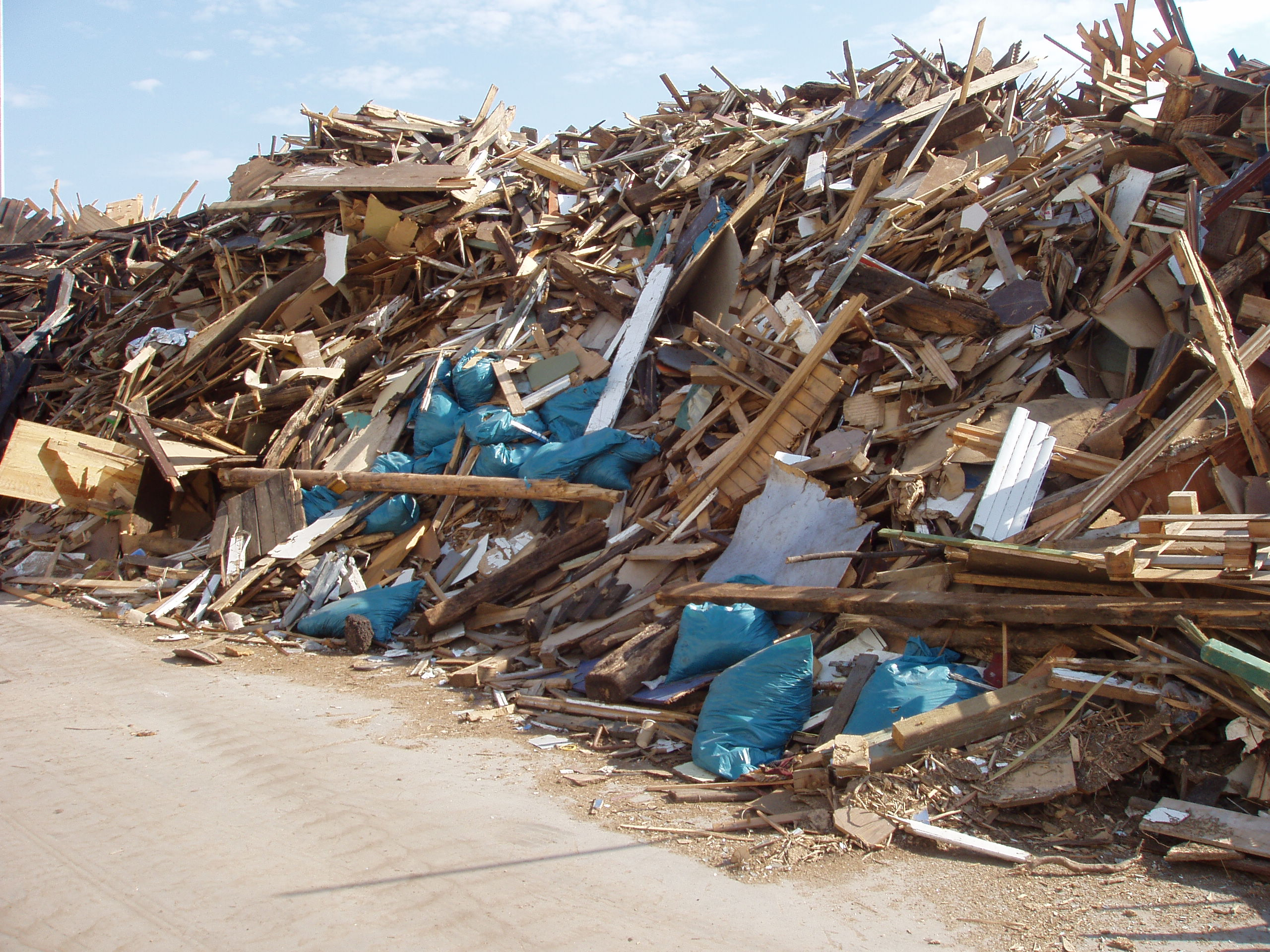 Energetische Verwertung holzartiger Biomasse - WEHRLE