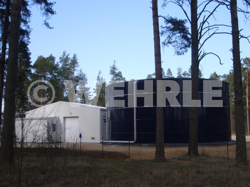 Сточные воды молочной промышленности - очистка сточных вод молокоперерабатывающих предприятий - WEHRLE