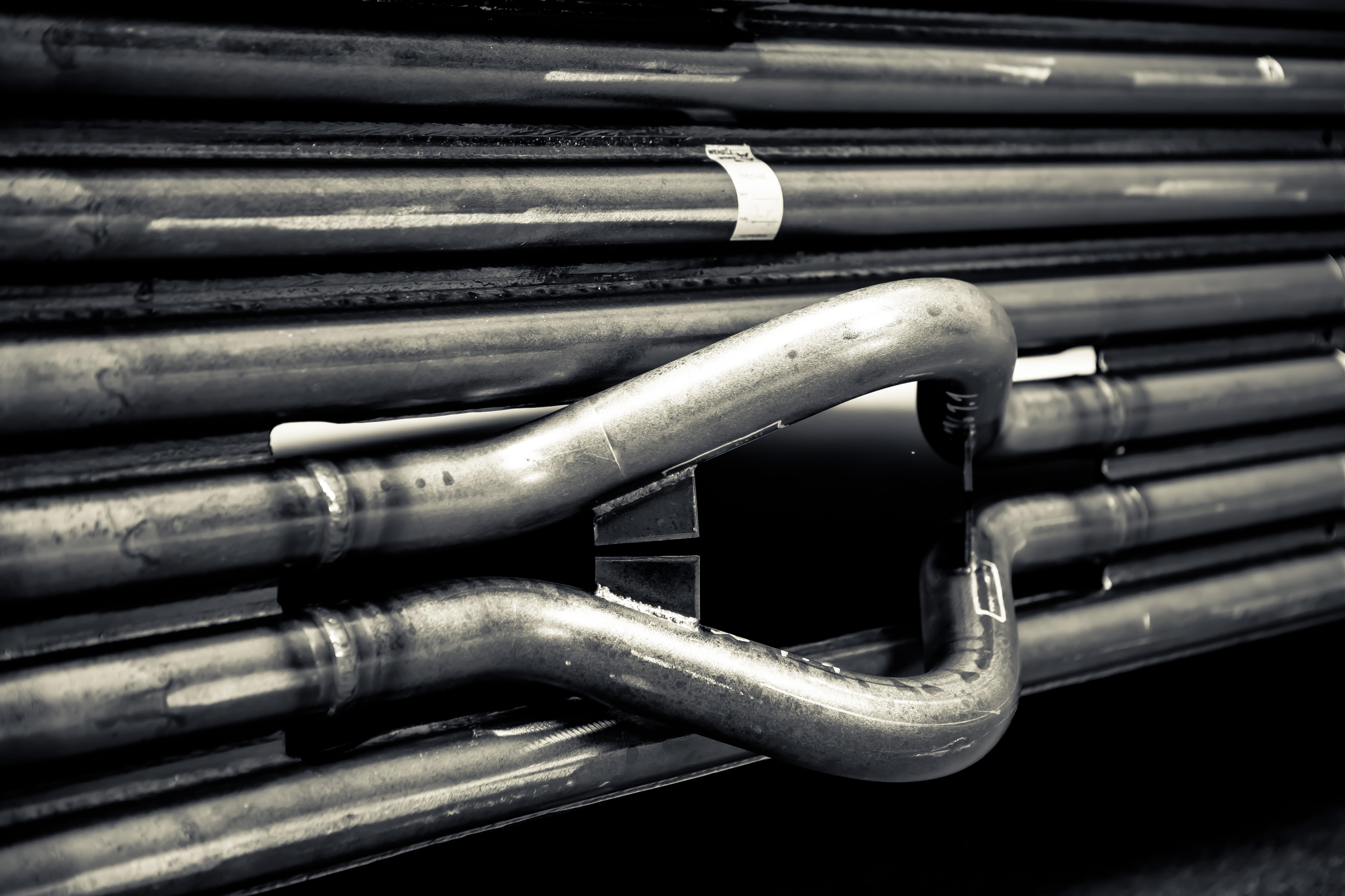 Schweißtechnik von WEHRLE: Kesselbau und Kesselkomponentenbau, Rohrbiegen und Cladding