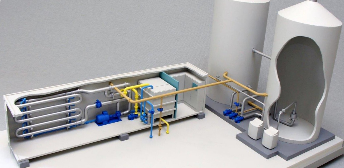 BIOMEMBRAT<sup>®</sup> high-performance membrane bioreactor of WEHRLE