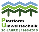 WEHRLE is Member of the PU - Plattform Umwelttechnik e.V.