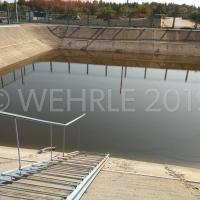unbearbeitetes Deponiesickerwasser
