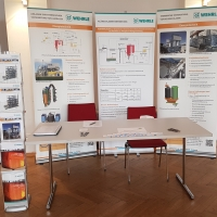 WEHRLE Stand bei dem 4. Kongress Phosphorrückgewinnung in Stuttgart