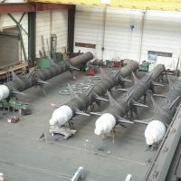 4x Perkolatoren - Kesselbau, Anlagenbau und Schweißkonstruktionen von WEHRLE