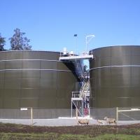 BIOMEMBRAT MBR für saisonales Käsereiabwasser