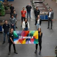 Ausbildungsstart 2021 bei der WEHRLE-WERK AG