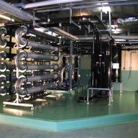 Tratamiento de efluentes procedentes del lavado de camiones cisterna / transportes químicos