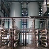 1800 m³/d Sickerwasser - BIOMEMBRAT MBR