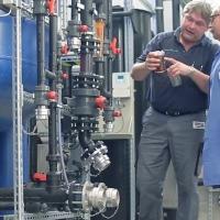 Anlagenbetreiber - Abwasserbehandlung - Abwasseraufbereitung von WEHRLE
