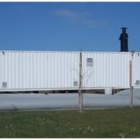Container Leihanlage zur Abwasserbehandlung