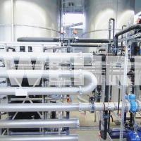 BIOMEMBRAT® MБР мембранные биореакторы - Очистка фильтрата полигонов ТБО: Биологическая очистка стока - Мембранный биореактор - WEHRLE