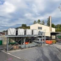 Biomassekraftwerk Otelfingen (CH) BKO AG