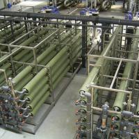 Brackwasseraufbereitung mit Umkehrosmose - WEHRLE
