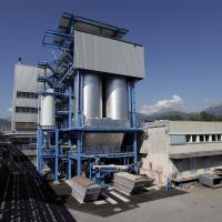 L'unité d'incinération McStep (CIMO) pour les boues d'épuration et les solvants
