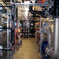 Technologie membranaire pour le traitement des eaux de refroidissement