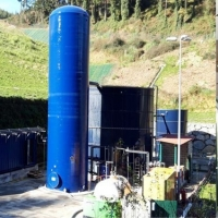After the conversion of an SBR into an MBR - IGORRE Landfill, Vizcaya, Spain - WEHRLE