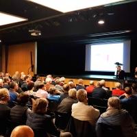 Erfolgreiche Bürgerinformationsveranstaltung zum Thema Klärschlammverwertung in Breitenhart