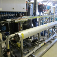 Tratamiento de aguas de proceso en la industria química
