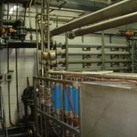 Tratamiento de aguas residuales procedentes del proceso de recubrimiento