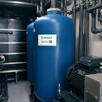 WEHRLE - Filtros de arena (operación-reposo) Ósmosis Inversa Directa para lixiviados