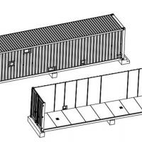 Эскиз соединений Прямой обратный осмос для фильтрата WEHRLE