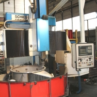 Filtrate housing – mechanical processing of large parts at WEHRLE