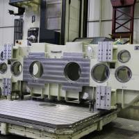 Gehäuse - mechanische Bearbeitung auf der Parpas ML-100