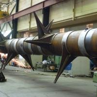 Constructions soudées – Fabrication de pièces volumineuses au Bade-Wurtemberg - WEHRLE