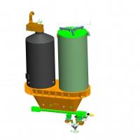 Halbtrockene Rauchgasreinigung: Sprühabsorber und Filter