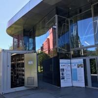 WEHRLE Containeranlage auf der ISWA Bilbao 2019