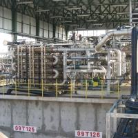 Wasserrückgewinnung in der Petrochemie
