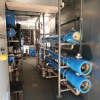Direkt-UO Sickerwasserbehandlung in Sondermülldeponie Pernik / Bulgarien