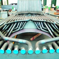 Kesselwand - Schweißtechnik von WEHRLE Kesselbau und Kesselkomponentenbau