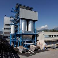Klärschlammentsorgung: Klärschlammverbrennung - WEHRLE Anlage CIMO McStep