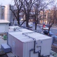 Kompakte Abwasserbehandlungsanlage in der Lebensmittelindustrie mit BIOMEMBRAT®