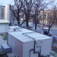 Компактные BIOMEMBRAT (мембранные биореакторы) для очистки промышленных сточных вод от предприятия пищевой промышленности