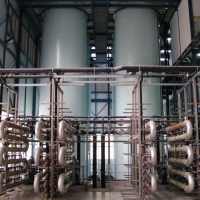 landfil leachate treatment - LTP Bilbao, Spain - BIOMEMBRAT®