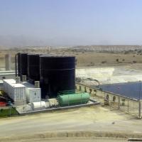 landfill leachate treatment - LTP Al Mutaqa, Oman - BIOMEMBRAT® membrane bioreactor