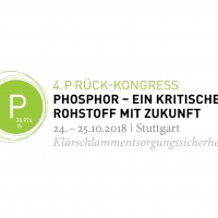 WEHRLE at th 4th Congress on Phosphorous Recovery in Stuttgart
