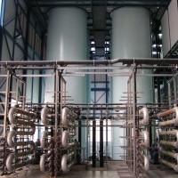 Tratamiento de lixiviados Bilbao, España – MBR BIOMEMBRAT®