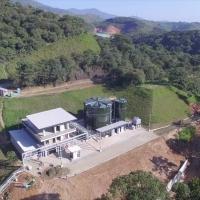 Tratamiento de lixiviados Medellín, Colombia – MBR BIOMEMBRAT®