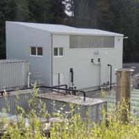 Deponie Riederberg - Sickerwasserbehandlung, Österreich - BIOMEMBRAT® plus