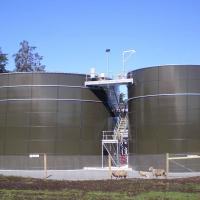 MBR BIOMEMBRAT para aguas residuales en una quesería con producción de carácter estacional