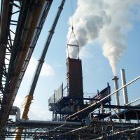 Montage Anlage CIMO McB - thermische Verwertung - Sonderabfälle - WEHRLE
