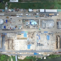 MYT in Thailand - Anlage im Bau