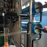 Prozesswasserversorgung - Technologie von WEHRLE - Wasserwiederverwendung in der Kosmetikherstellung